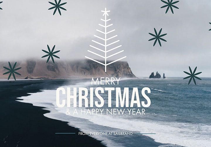 Happy Christmas from Sailbrand